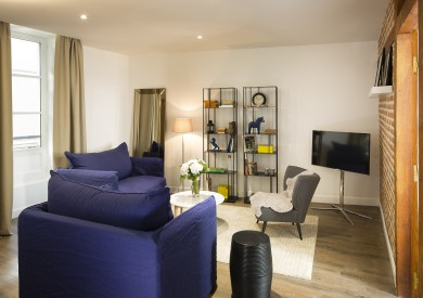 Hotel Nemours - Four furnished and spacious apartments